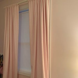 Pottery Barn Kids Curtain Panels